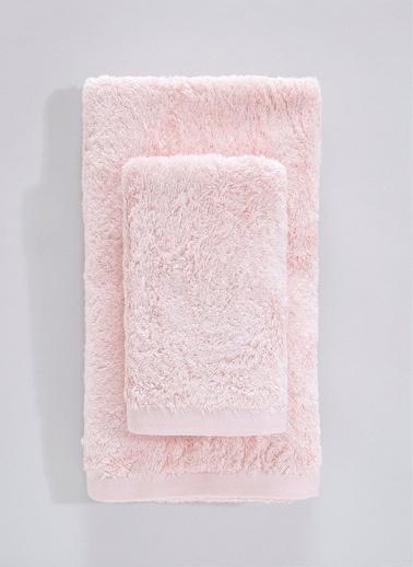 Chakra Solid Havlu 85*150 Pastel Pembe - 85X150 Pembe